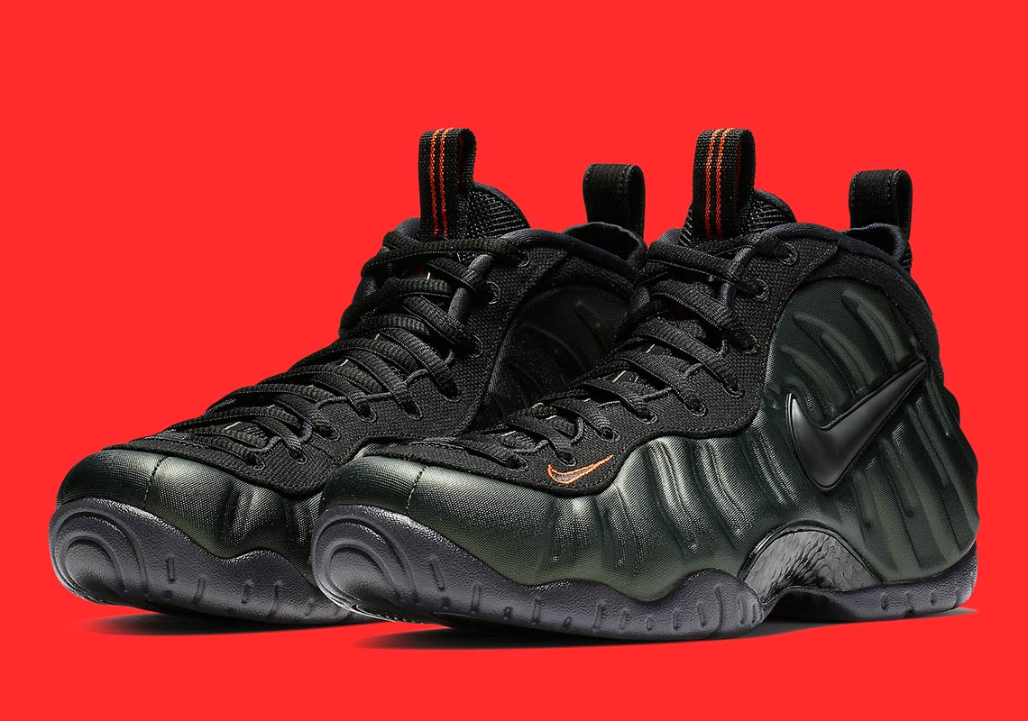 "size 40 35273 d34bc Where To Buy The Nike Air Foamposite Pro ""Sequoia"""