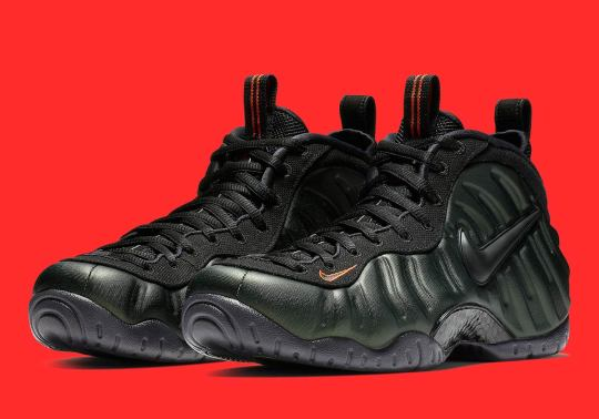 "Where To Buy The Nike Air Foamposite Pro ""Sequoia"""