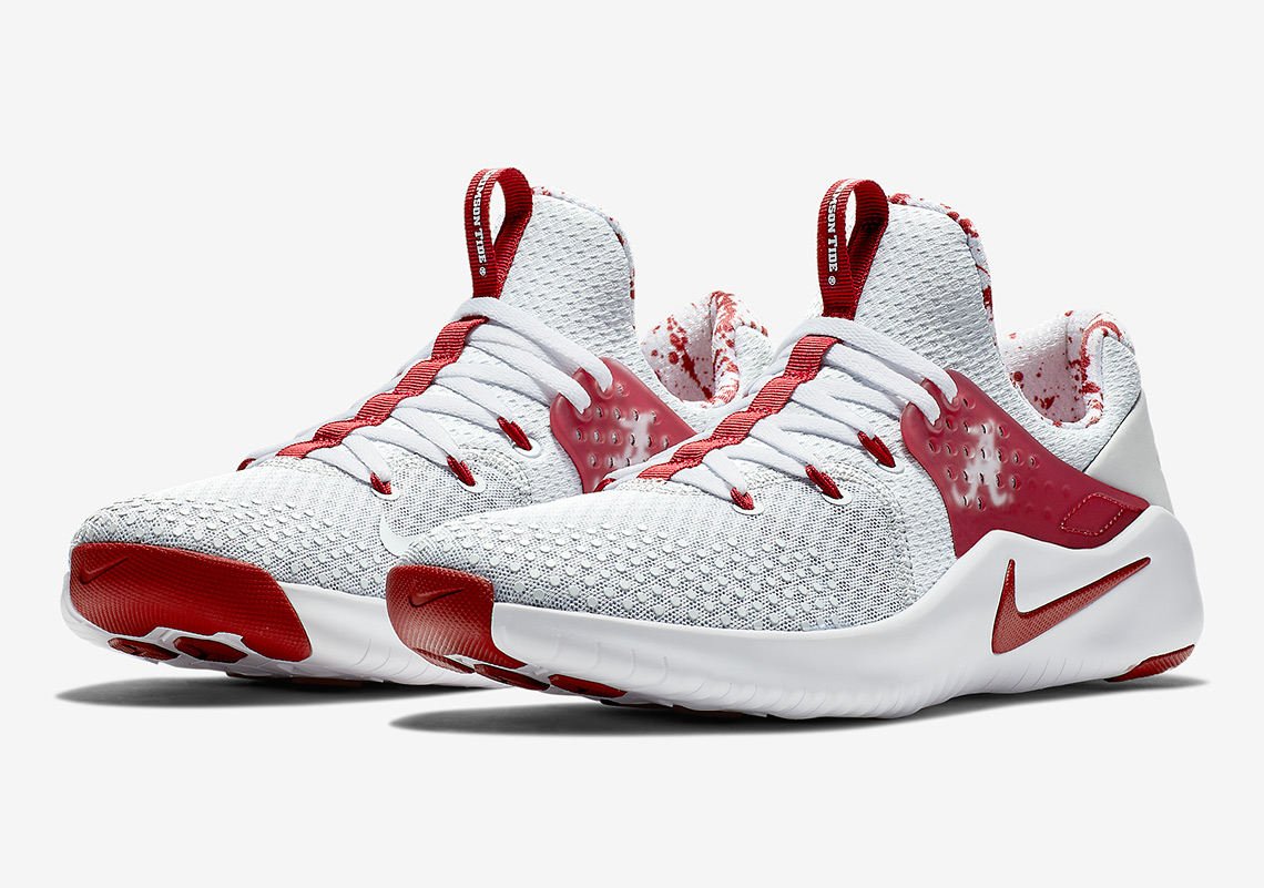 the best attitude aab5e 90df2 ... sale update the ncaa football nike free tr8 collection is available on  nike now. 94892
