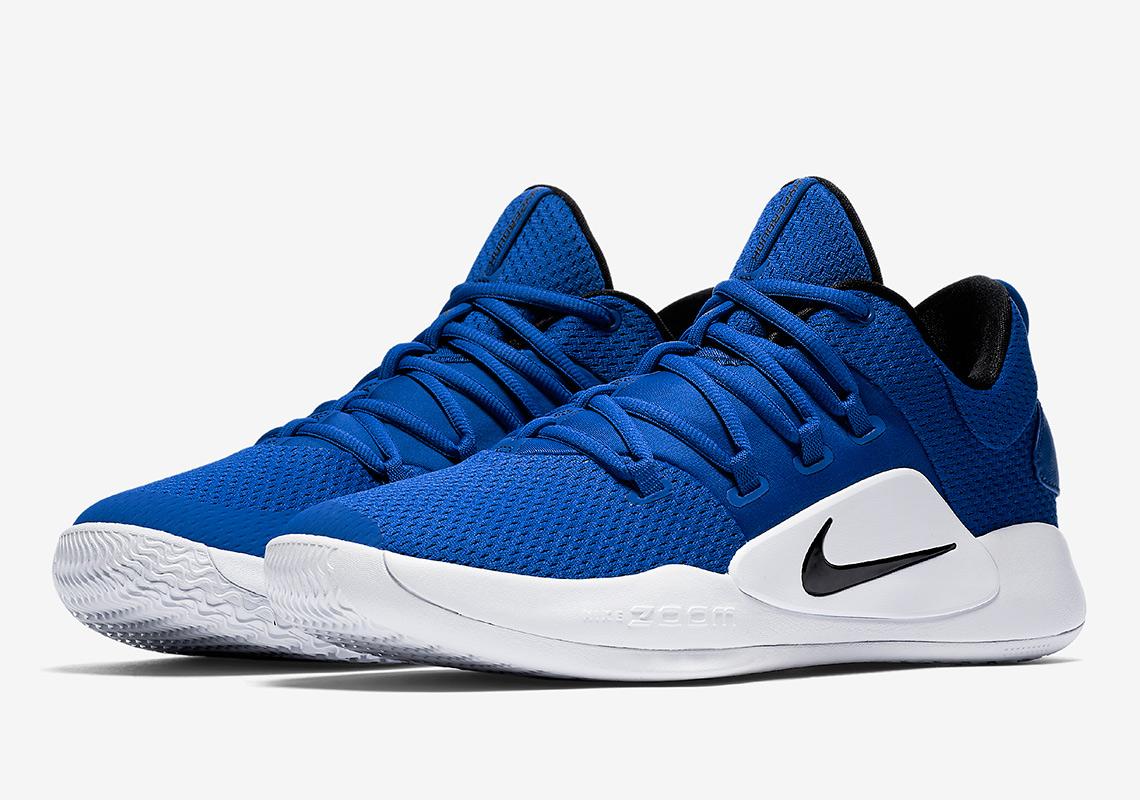 nike hyperdunk 2018 blue