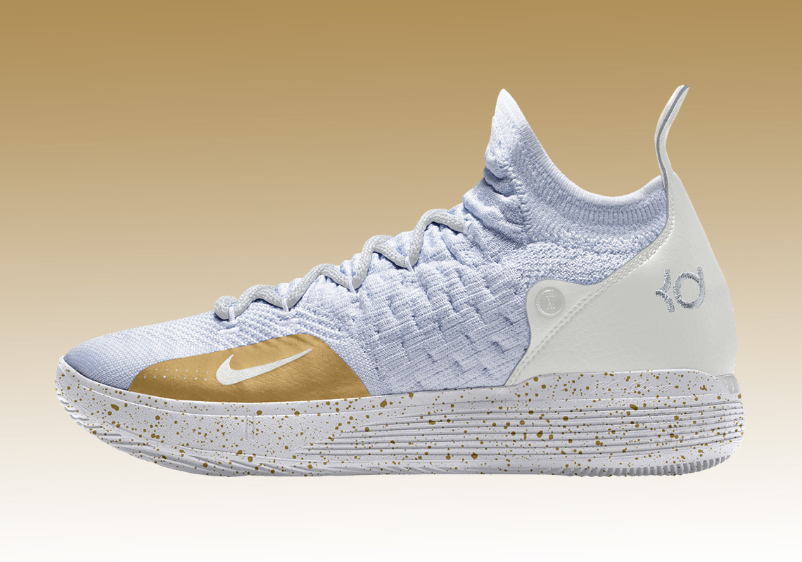 the best attitude c6761 6e888 Nike KD11 AVAILABLE AT NIKEiD 190. show comments