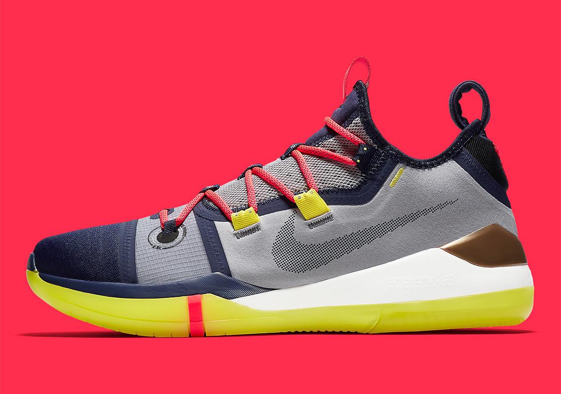 Nike Kobe AD Release Date AV3555-001  SneakerNews.com