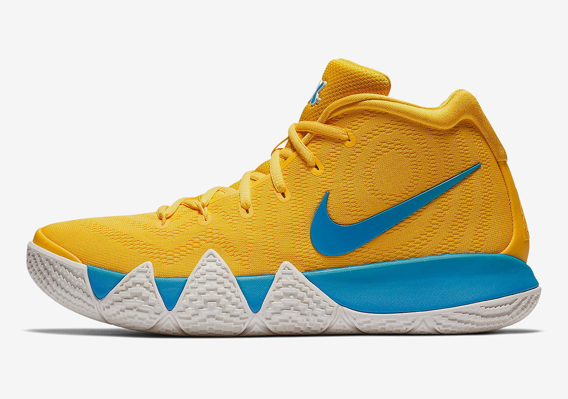 ef9f754866e new zealand womens nike kyrie 4 yellow france 457fa 40c8c