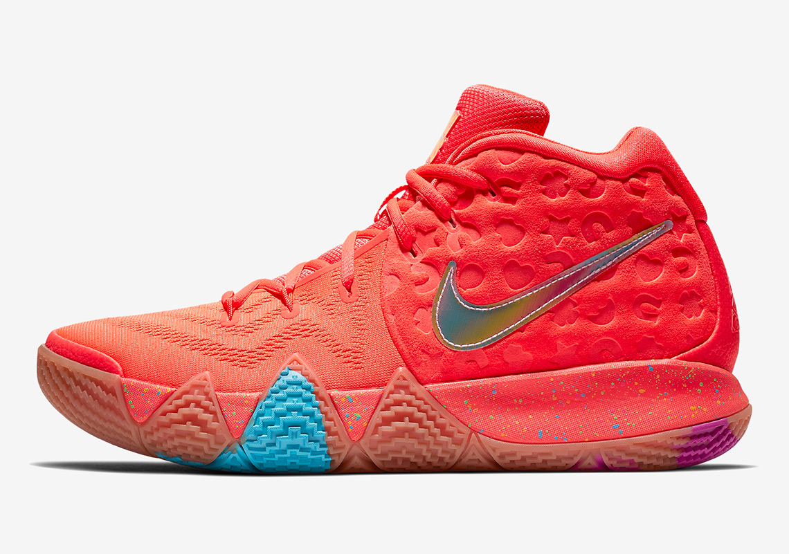 cheap for discount f80f5 9d9a3 Lucky Charms Nike Kyrie 4 + Cinnamon Toast Crunch + Kix ...