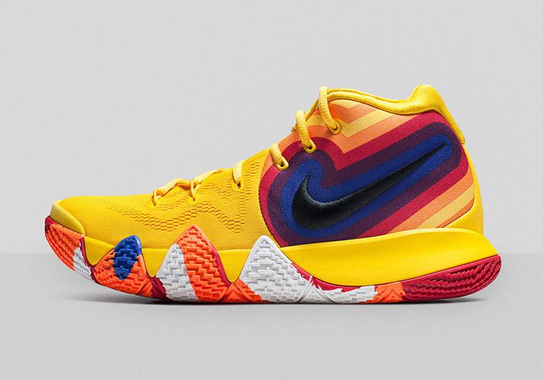 35b83f53742 Nike Kyrie 4 Decades Pack | SneakerNews.com