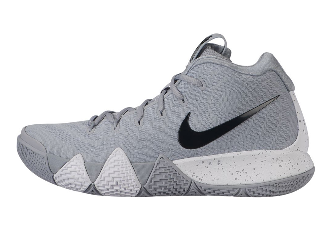 19a40b75c425 Nike Kyrie 4. AVAILABLE AT Eastbay  120. Color  Midnight Navy White Style  Code  AV2296-402