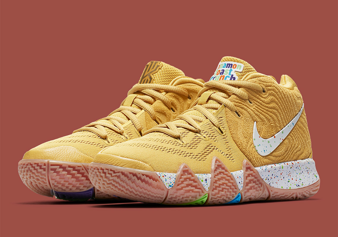 da433817d80 Nike Kyrie 4 Cereal Pack Kids Release Info