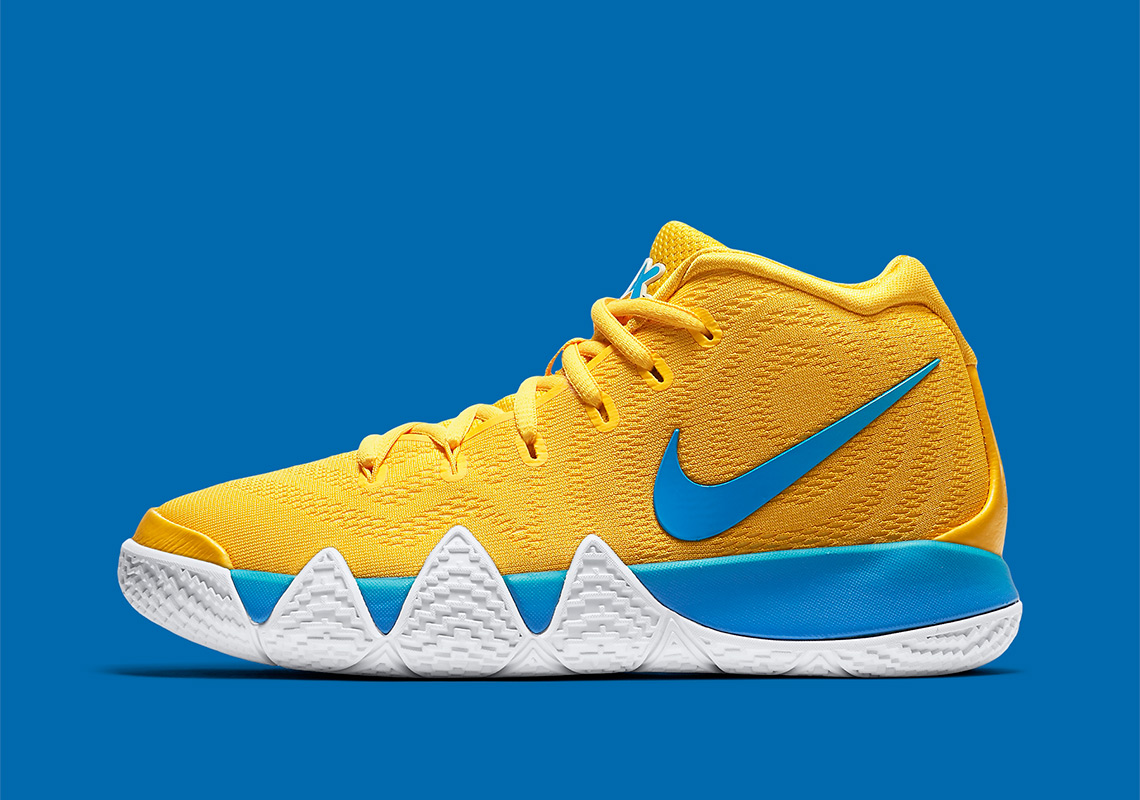 size 40 e1701 bacab Nike Kyrie 4 Cereal Pack Kids Release Info | SneakerNews.com