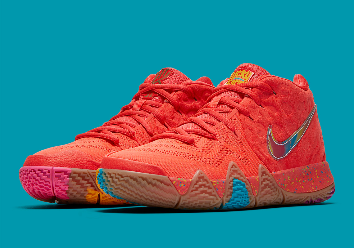 size 40 85771 3e773 Nike Kyrie 4 Cereal Pack Kids Release Info | SneakerNews.com