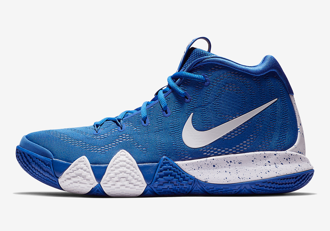 premium selection d8f2d 9d1b1 Nike Kyrie 4 Team Colors Buy Now | SneakerNews.com