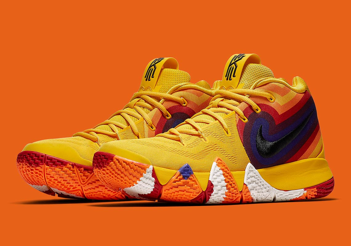 Nike Kyrie 4 Uncle Drew 943807-700