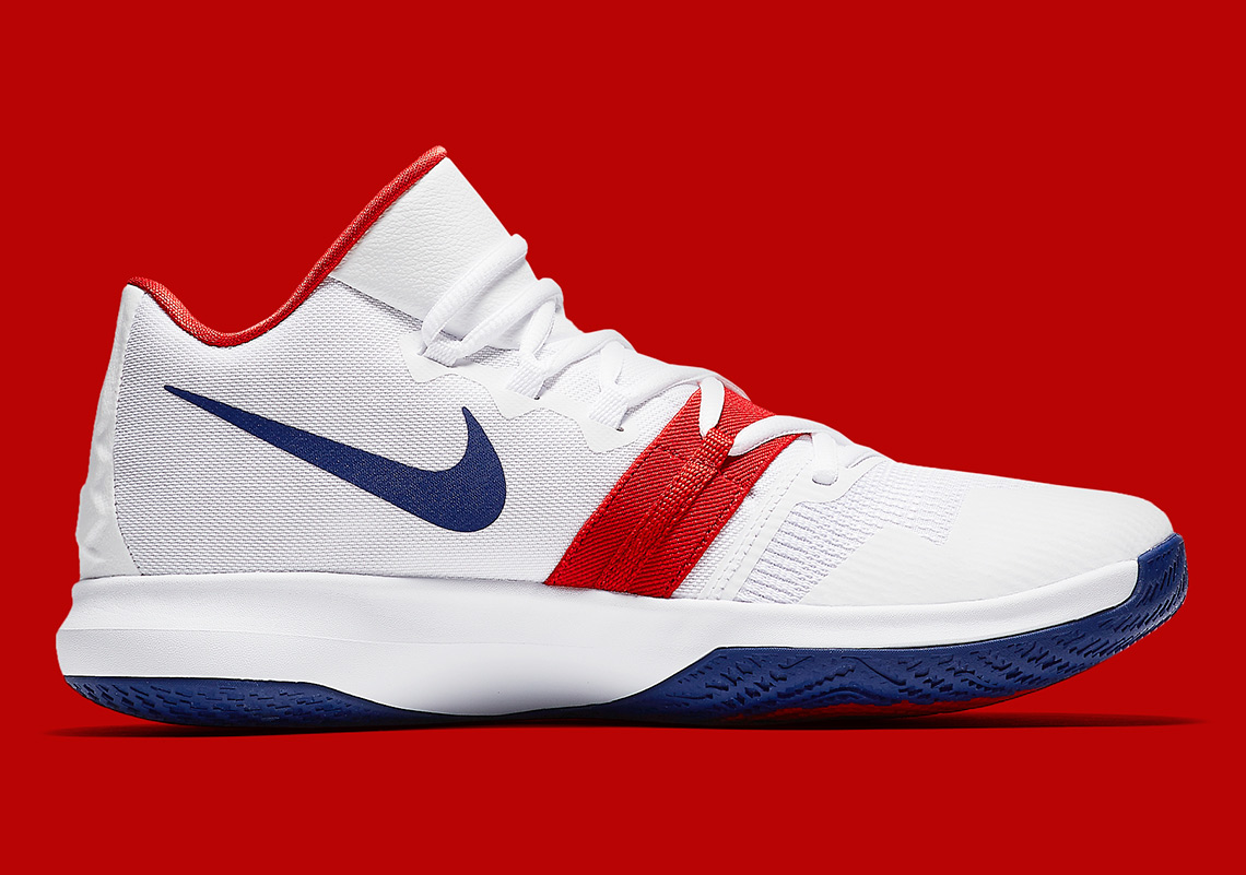 67f654e6f01c Nike Kyrie Flytrap Available now on eBay  85. Color  White Deep Royal Blue  Style Code  AJ1935-146. Advertisement