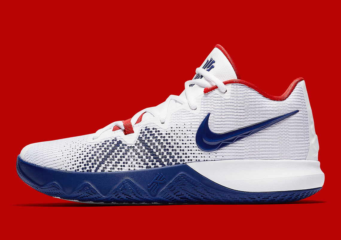 separation shoes d4692 b1313 The Nike Kyrie Flytrap Releases In Team USA Colors