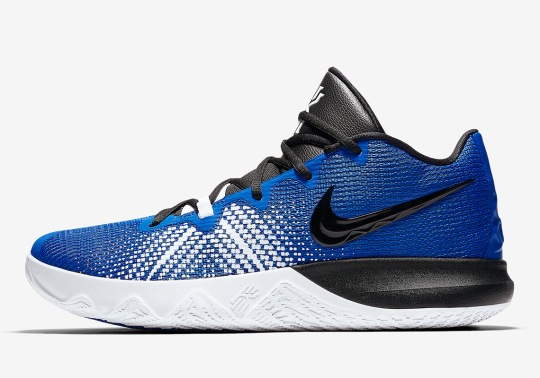 The Nike Kyrie Flytrap Is Coming In Duke Colors