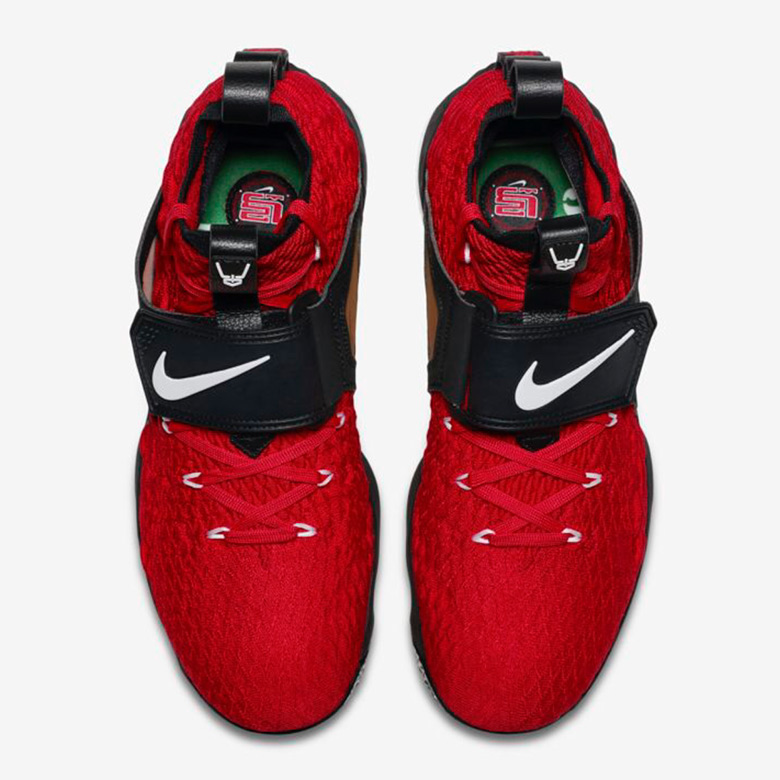 e33980ba9991 Nike LeBron 15 Diamond Turf Red AO9144-600 - Where to Buy ...