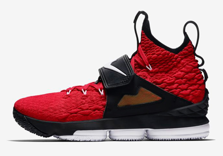 new style 1dd34 62570 Nike LeBron 15 Diamond Turf Red AO9144-600 - Where to Buy ...