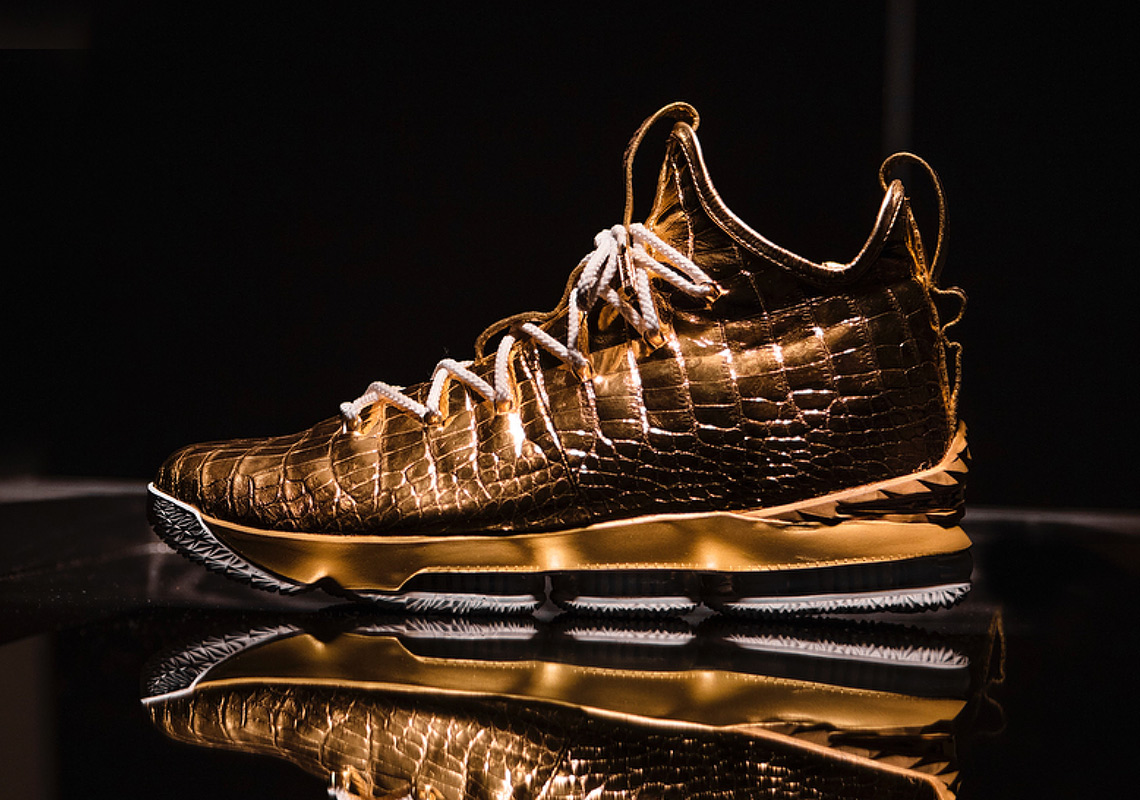 237f12ec8c8d Will LeBron wear these in a game  Likely not
