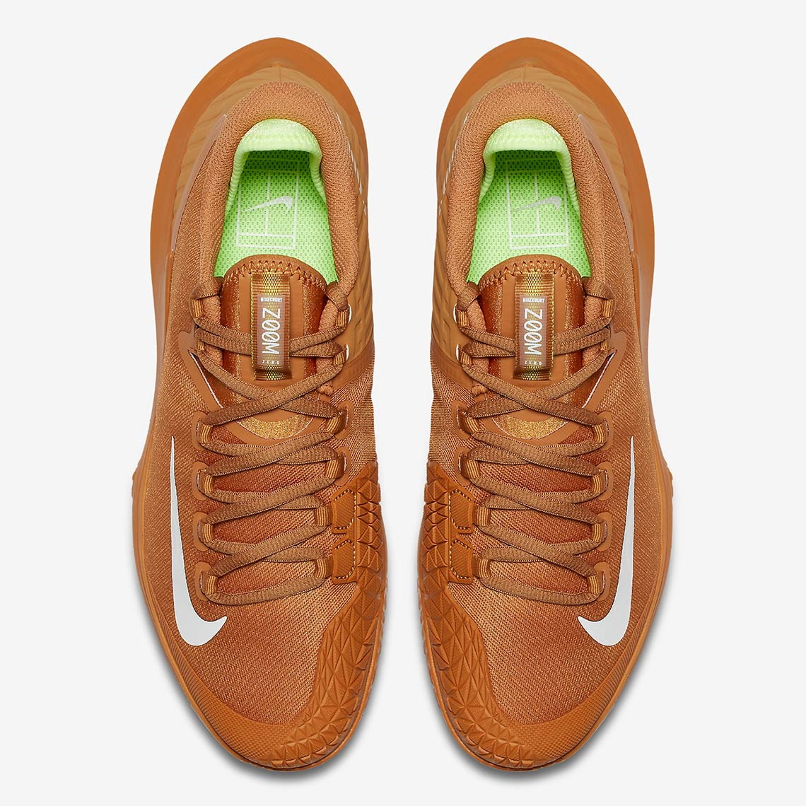 83290213aed6 NikeCourt Air Zoom Zero HC AVAILABLE AT Nike  130. Color  Flax Volt  Glow White Style Code  AA8018-200. Advertisement. show comments