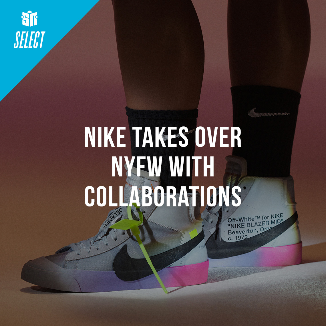 Off-White, PSNY, Skepta, And More Nike Collaborations For NYFW And US Open