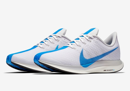 The Nike Zoom Pegasus 35 Turbo Is Dropping In Blue Hero