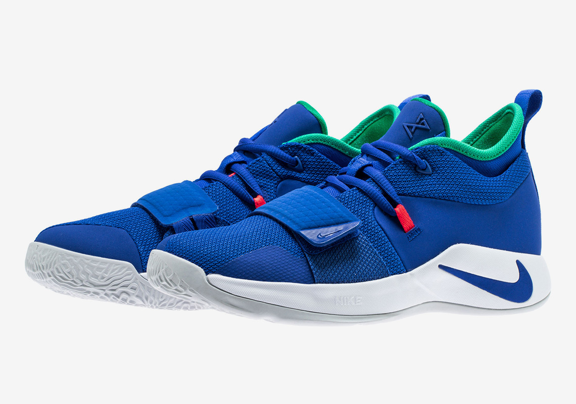 best cheap b3d09 aaf71 The First Nike PG 2.5 Colorway That Was Revealed Is Dropping Soon. August 2,  2018 by ...