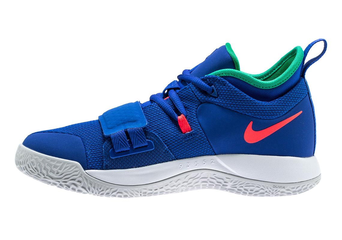 Nike PG 2.5 Blue Teal BQ9457-401