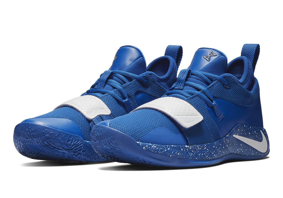 Nike PG 2.5 Team Color Pack Release