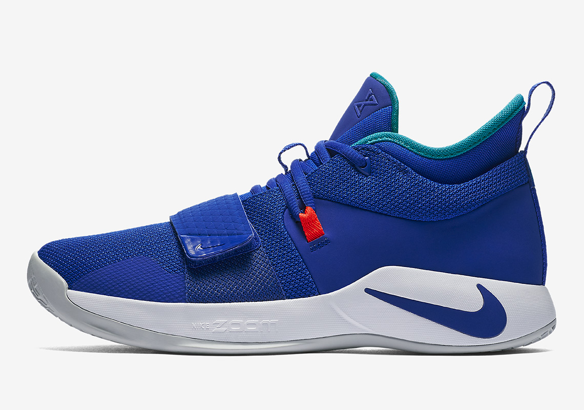Nike PG 2.5 Racer Blue BQ8452-401 Release Date  76253bbb7