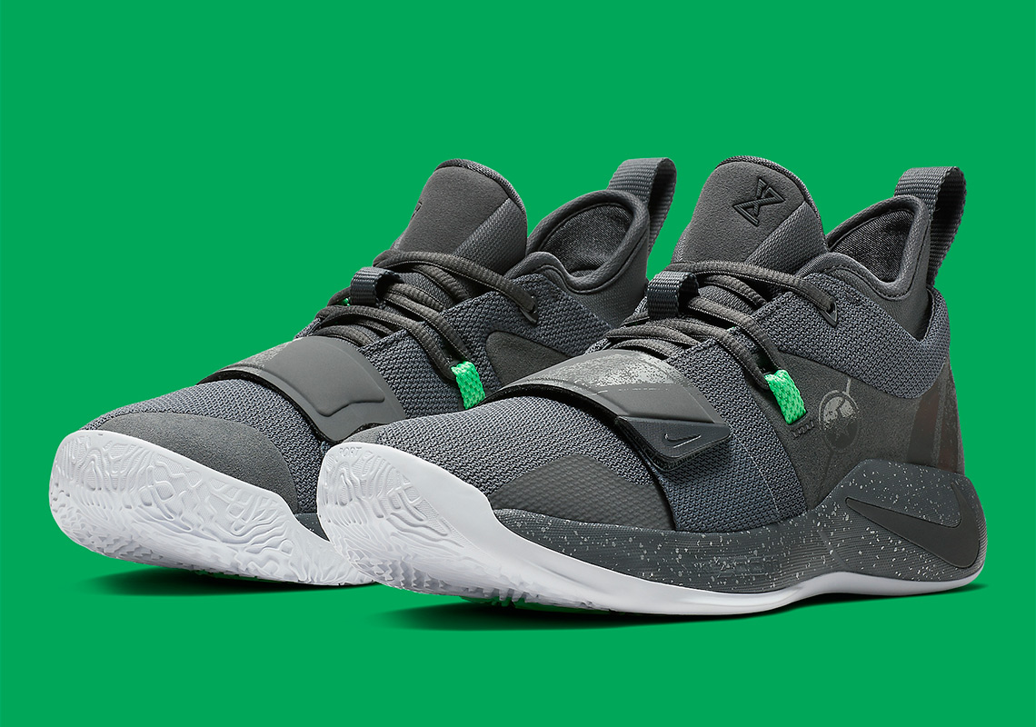 c3a1403ab4b6 Paul George s Nike PG 2.5 Arrives In A Fighter Jet Theme