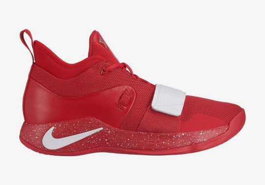 "Nike PG 2.5 ""University Red"" Is Available Now"