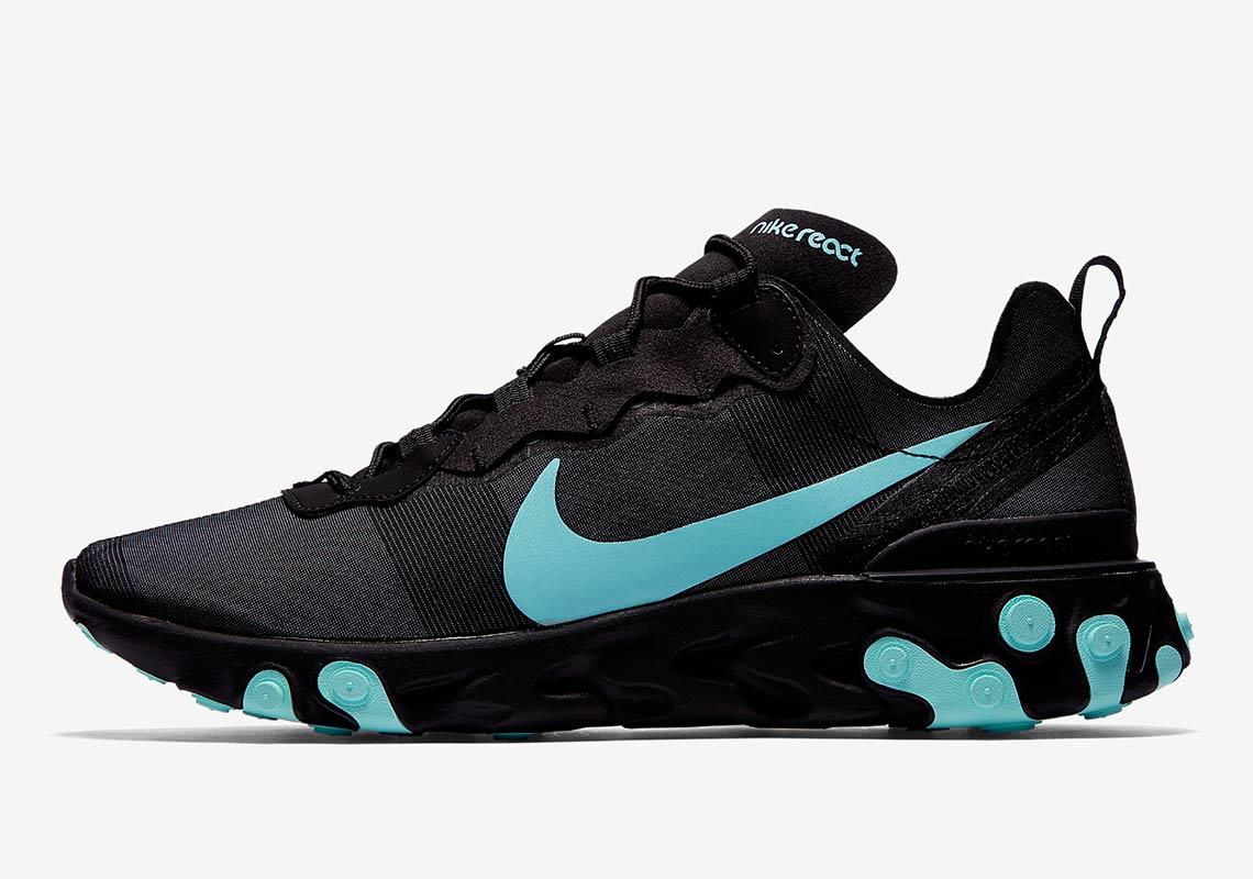 Nike React Element 55 BQ6166-003 +