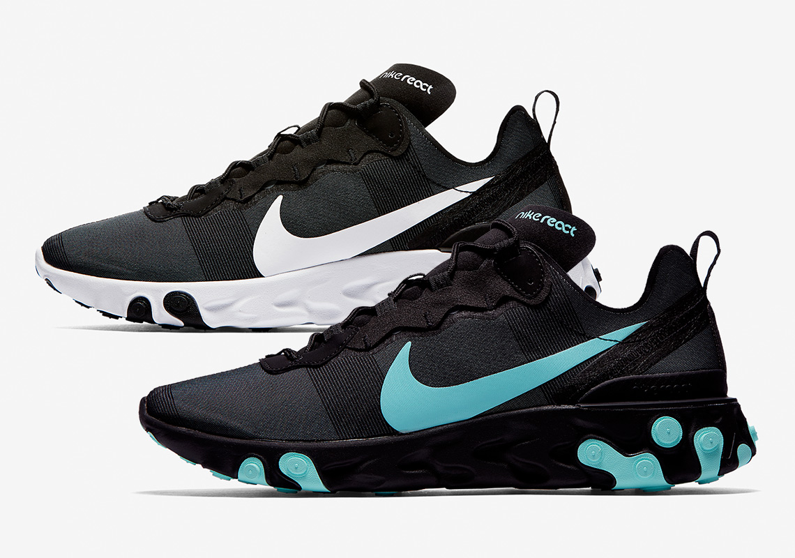best cheap 82fc9 8a15b Preview More Colorways Of The Upcoming Nike React Element 55