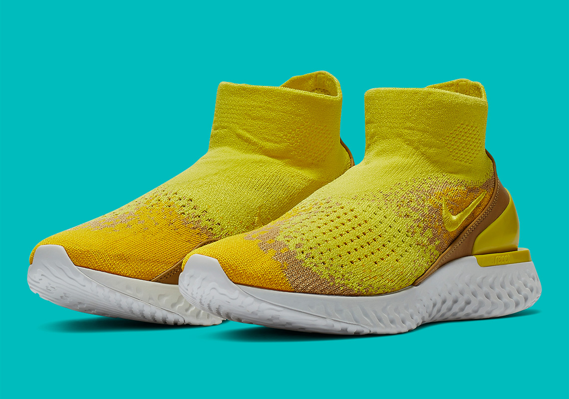 Nike Rise React Flyknit BQ6176-707 Photos + Release Info ... 520782681