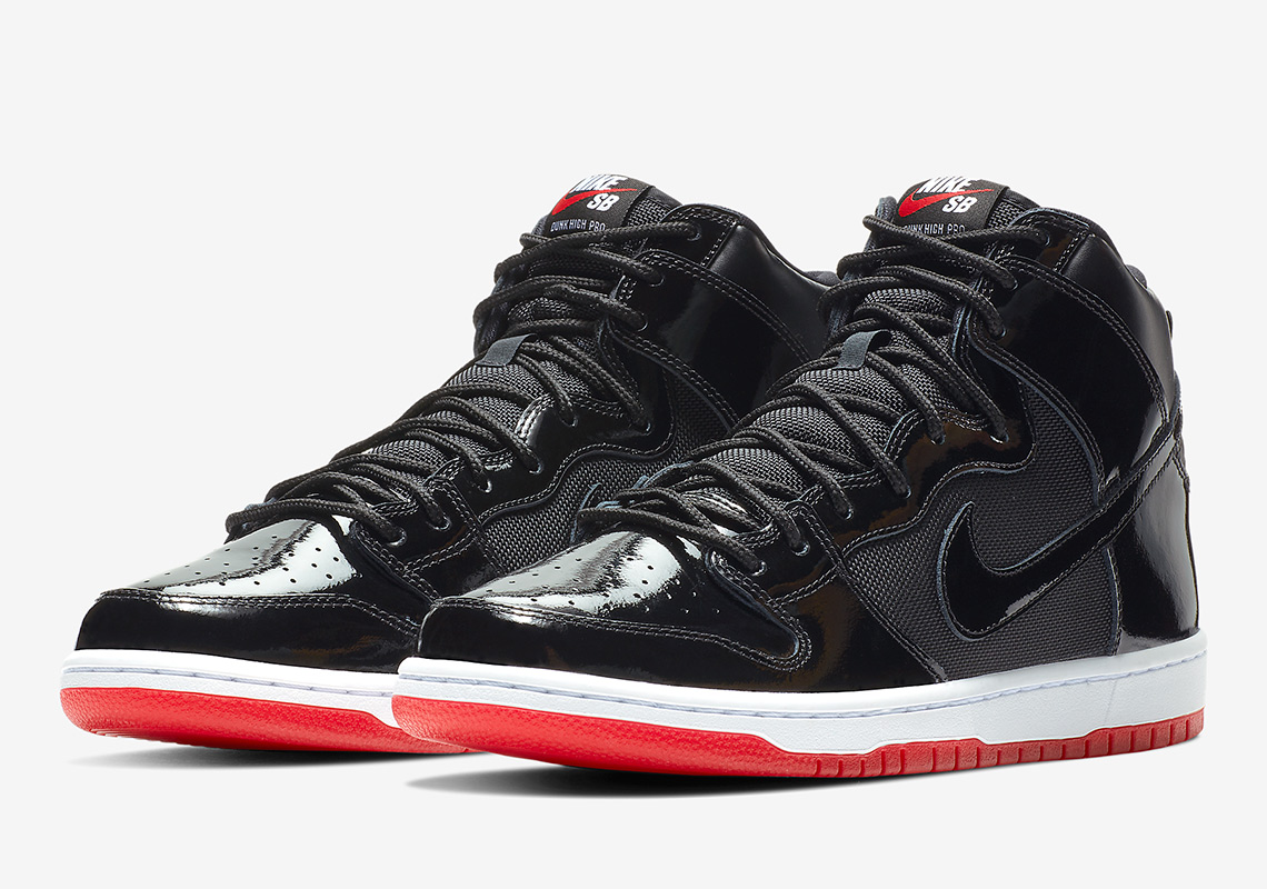 "Nike SB Is Releasing Air Jordan 11 ""Bred"" Version Of The Dunk High 65de206d3"