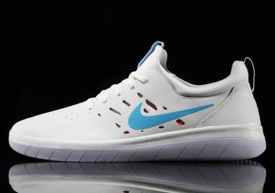 c817e3617b9fb Nike SB Nyjah Blue Fury AA4272-101 Available Now