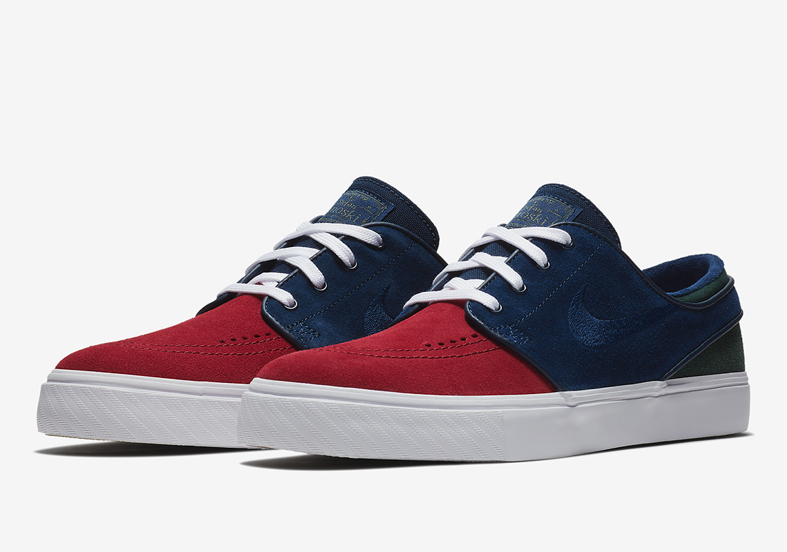 brand new cede0 033ed Stefan Janoski And Nike SB Join The Yacht Club