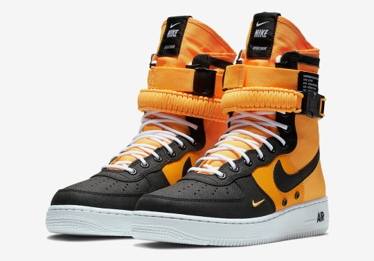 The Nike SF-AF1 Is Getting Taller