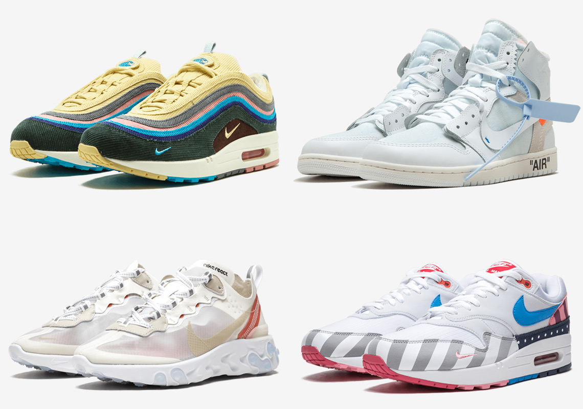 Nike SNEAKRS Europe Anniversary Restock August 8th, 2018