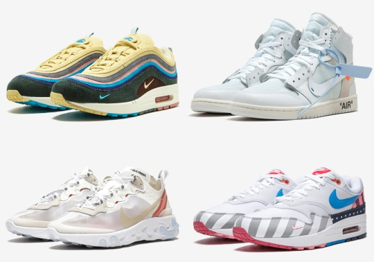 Off-White, Parra, And More Restocks Coming To Nike SNEAKRS Europe 1 Year Anniversary