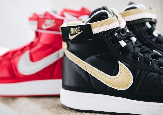 70a06bf52312b2 Nike Is Bringing Back More Vintage Style Vandal Highs