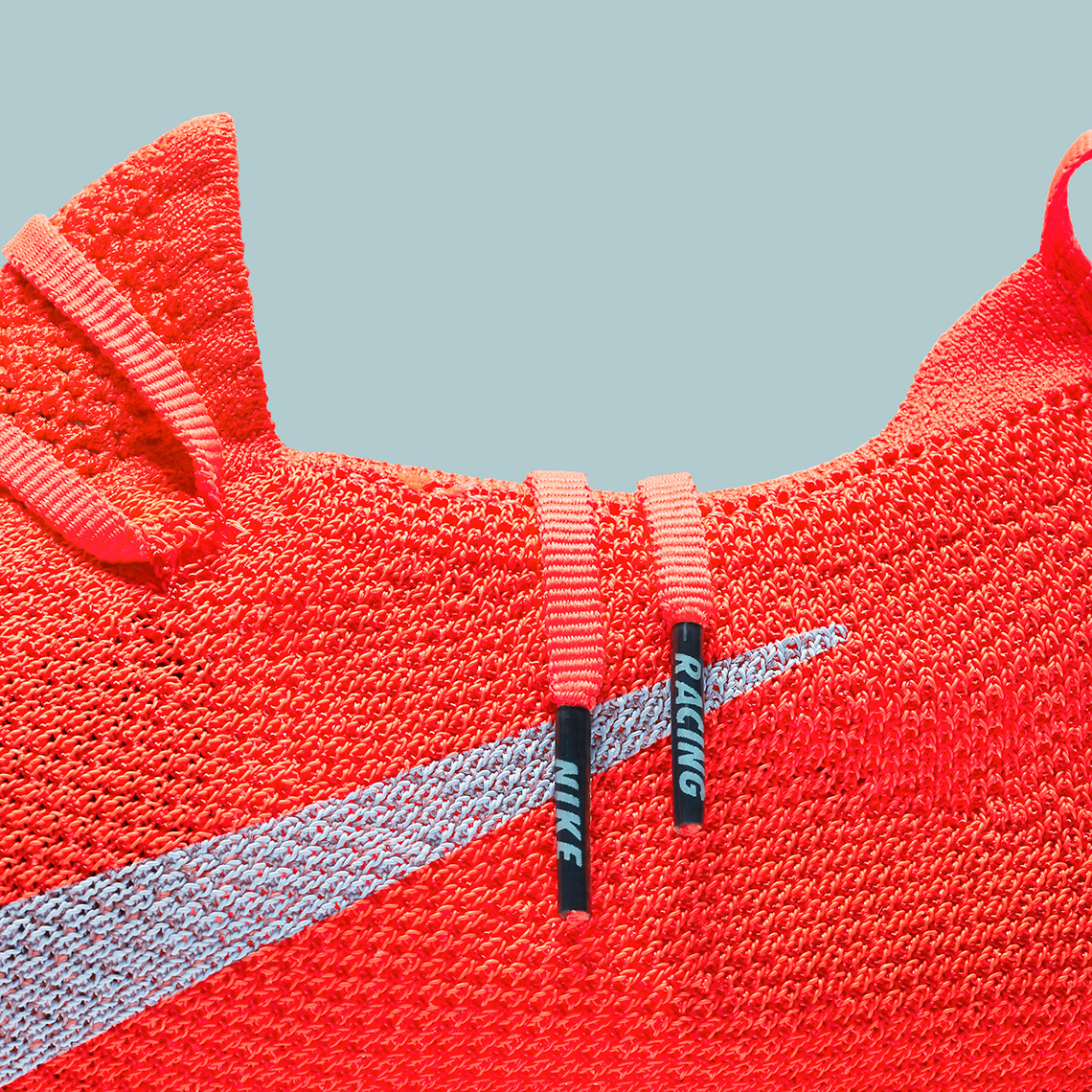 11826a10abf2 ... Crimson Ice Blue Style Code  AJ3857-600. Where to Buy  Nike Vaporfly 4%  Flyknit. Nike Coming Soon  Eastbay Coming Soon. Advertisement. Advertisement