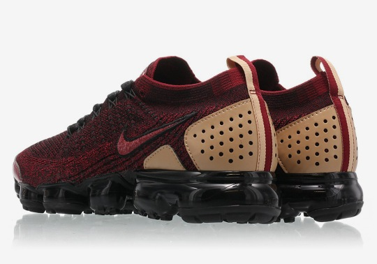 Nike To Release The Vapormax Flyknit 2 With NRG Styling