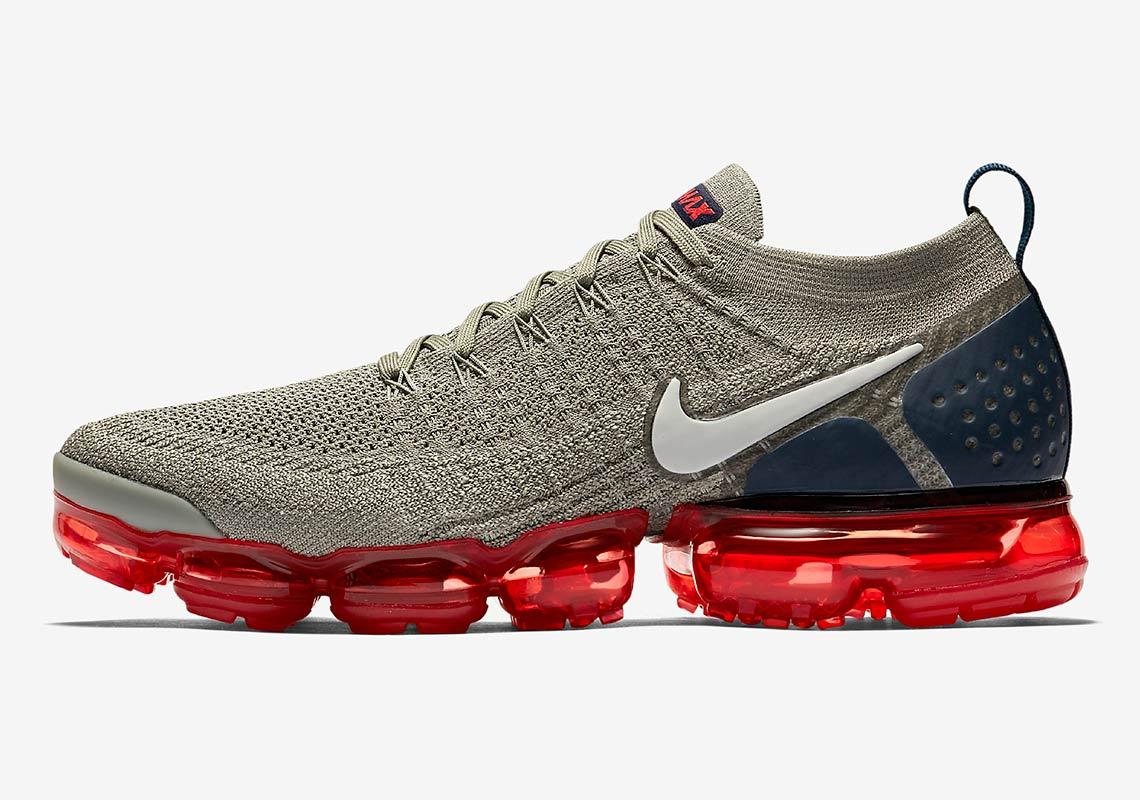 8ece8ba6ad790 Nike Vapormax Flyknit 2 942842-010 Dark Stucco Release Info ...