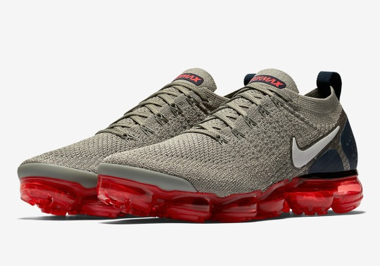 "Nike Vapormax Flyknit 2 Is Coming Soon In ""Dark Stucco"""