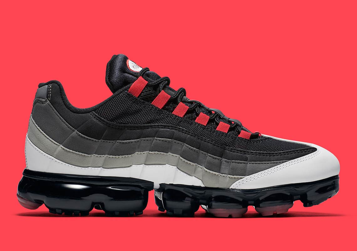 "d7d3d2caf96 The Nike Vapormax 95 remixes The OG ""Comet"" Colorway - Viral Cypher"