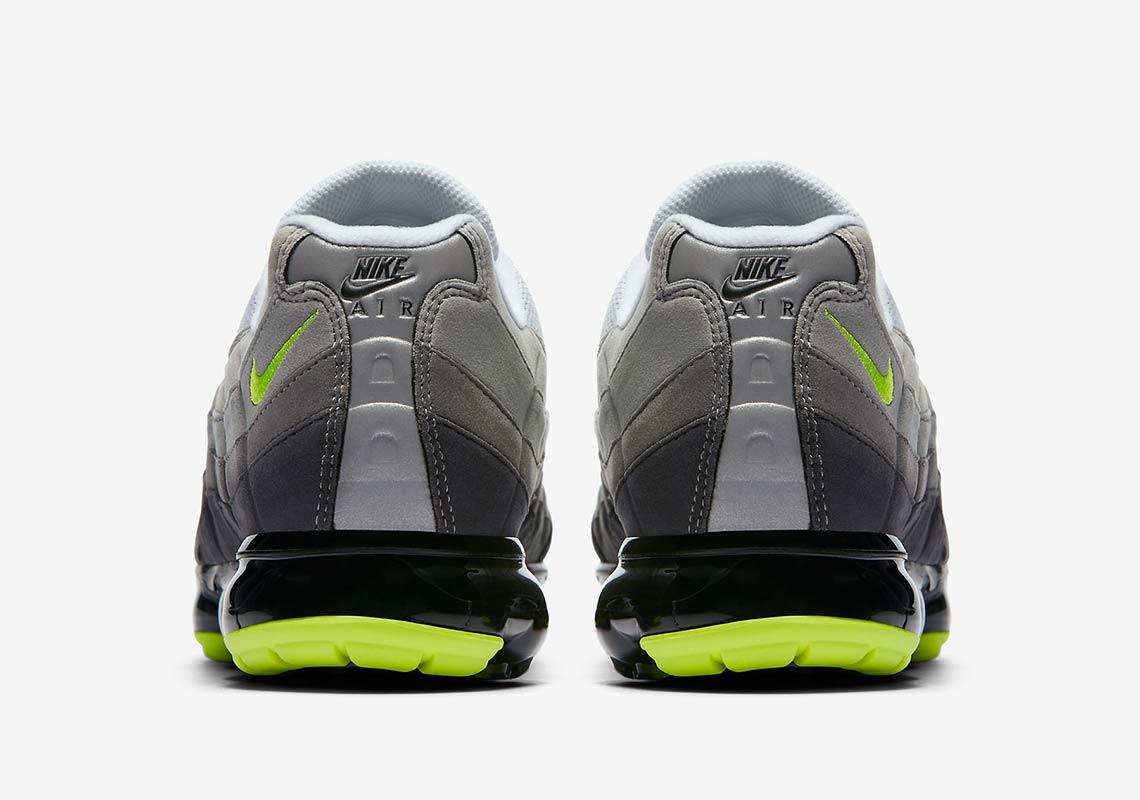 4795605897 Nike Vapormax 95 Neon AJ7292-001 Release Info | SneakerNews.com