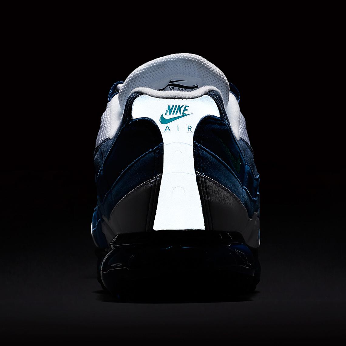 587d3cbb75c6 Nike Vapormax 95 Slate AJ7292-100 Release Date
