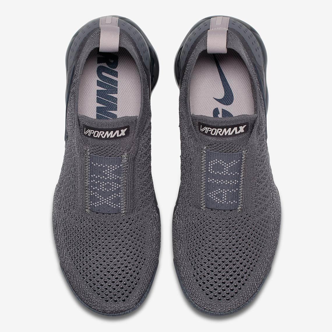 7c7b98a83481b Nike Vapormax Moc 2 Gunsmoke AJ6599-003 Release Info