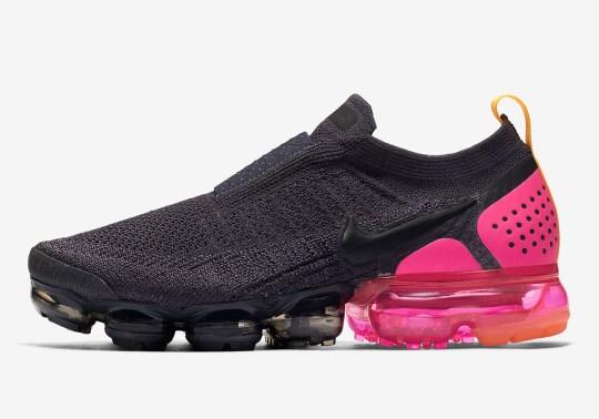 "Nike Vapormax Moc 2 ""Pink Blast"" Is Coming Soon"