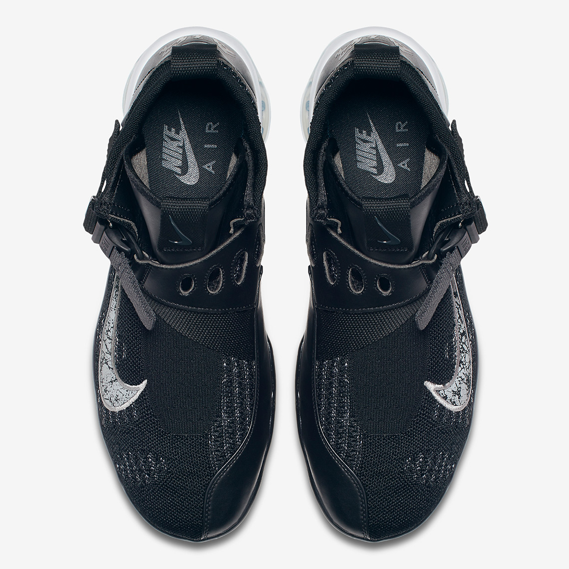 f781b9505722 Nike VaporMax Premier Flyknit Color  Wolf Grey Metallic Silver-Black Style  Code  AO3241-001. Advertisement